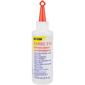 Fabri-Tac Permanent Adhesive 4oz