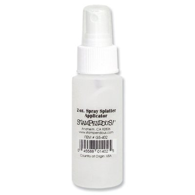 Stampendous Spray Splatter Applicator 2oz